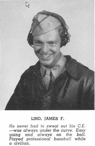 2nd Lt. James F. Lind