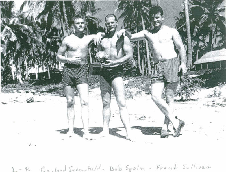 Gaylord Greenfield, Bob Spain and Frank Sullivan