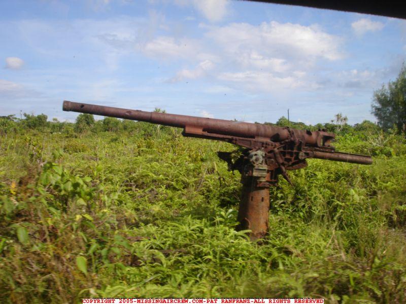 Japanese Zero Wrecks-Yap Island
